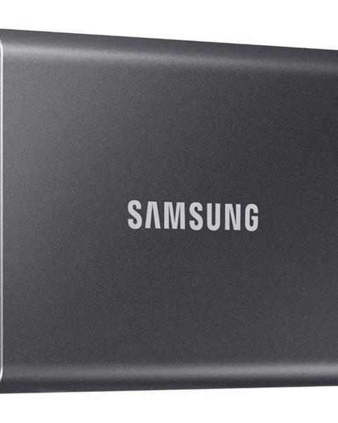 Samsung SSD externý Samsung T7 500GB sivý