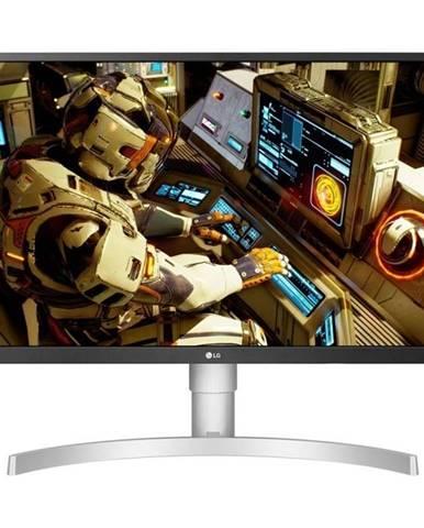 Monitor LG 27UL550-W