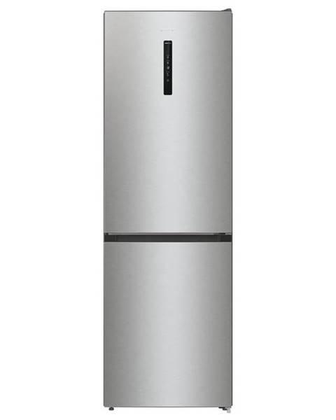 Gorenje Kombinácia chladničky s mrazničkou Gorenje Advanced Nrk6192axl4