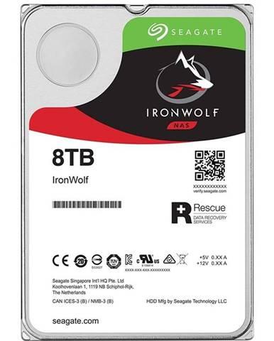 "Pevný disk 3,5"" Seagate IronWolf 8TB"
