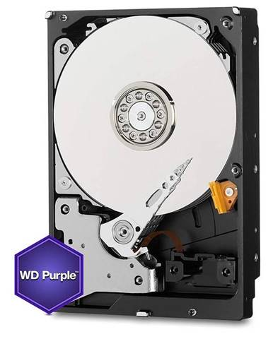 "Pevný disk 3,5"" Western Digital Purple 12TB"