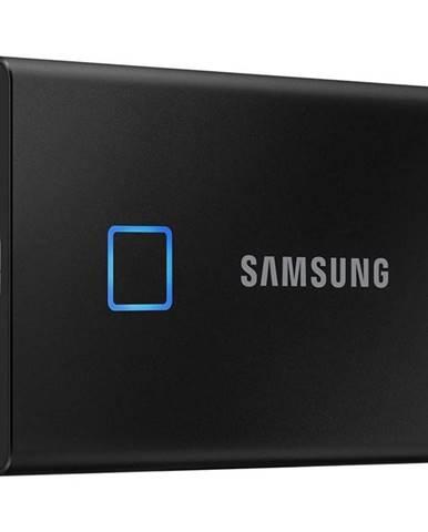 SSD externý Samsung T7 Touch 1TB čierny