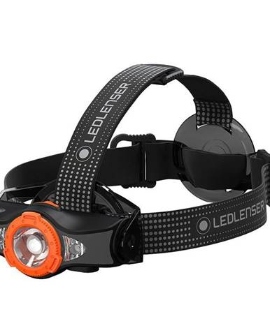 Čelovka  Ledlenser MH11 čierna/oranžová