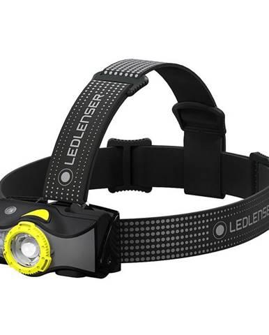 Čelovka  Ledlenser MH7 čierna/žltá