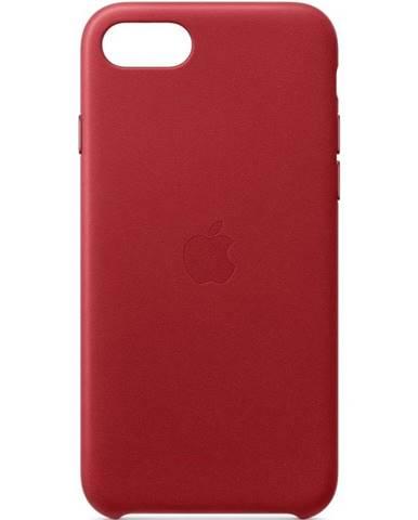 Kryt na mobil Apple Leather Case pre iPhone SE