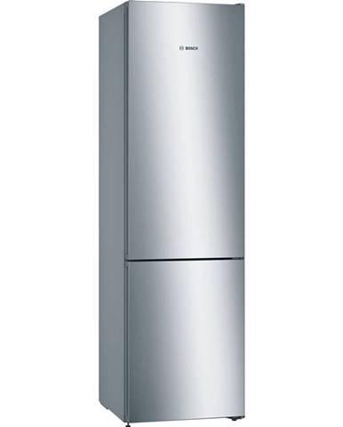 Kombinácia chladničky s mrazničkou Bosch Serie | 4 Kgn39vlea nerez