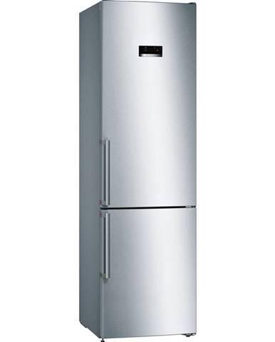 Kombinácia chladničky s mrazničkou Bosch Serie | 4 Kgn39xidq nerez