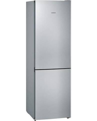 Kombinácia chladničky s mrazničkou Siemens iQ300 Kg36nvieb nerez