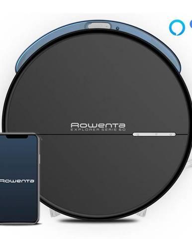Robotický vysávač Rowenta Explorer Serie 60 Rr7455wh  čierny