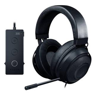 Headset  Razer Kraken Tournament Edition čierny