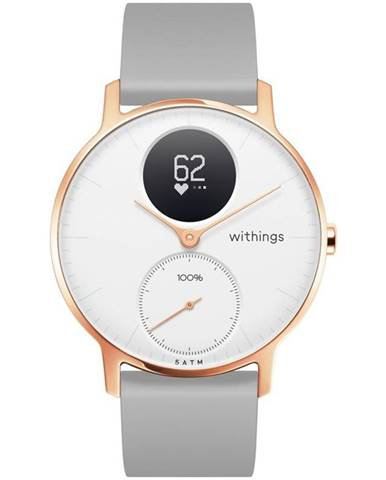 Inteligentné hodinky Withings Steel HR