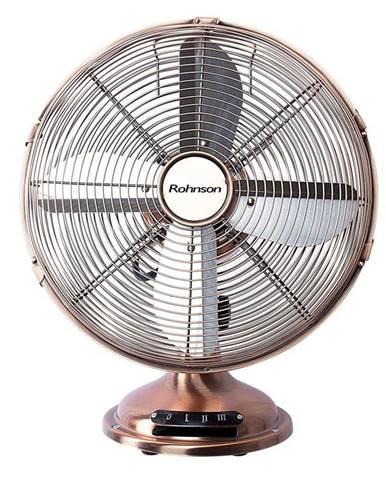 Ventilátor stolový Rohnson R-863 meden