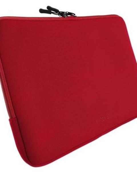 "FIXED Púzdro na tablet Fixed Sleeve do 11"" červené"