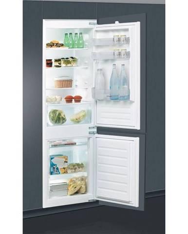 Kombinácia chladničky s mrazničkou Indesit B 18 A2 D/I