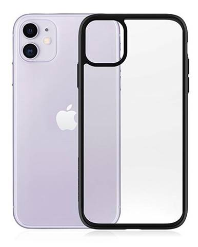 Kryt na mobil PanzerGlass na Apple iPhone 11 čierny/priehľadný