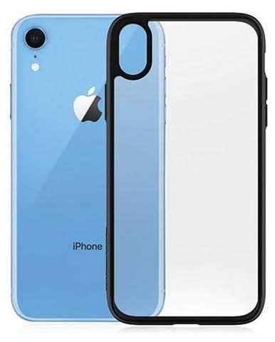 Kryt na mobil PanzerGlass na Apple iPhone XR čierny/priehľadný
