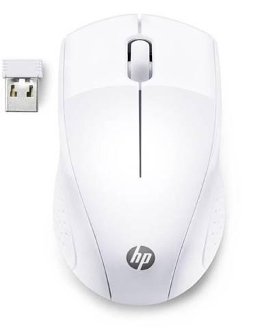 Myš  HP 220 biela