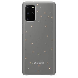 Kryt na mobil Samsung LED Cover na Galaxy S20+ sivý