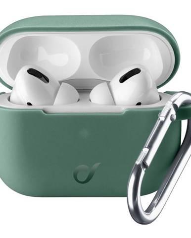 Púzdro CellularLine Bounce pro Apple AirPods Pro zelené