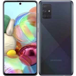 Mobilný telefón Samsung Galaxy A71 čierny