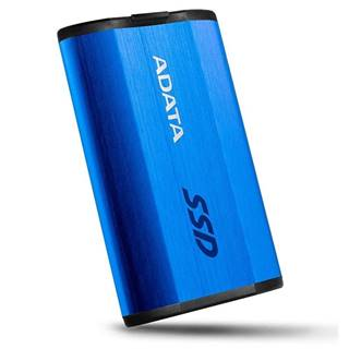 SSD externý Adata SE800 1TB modrý