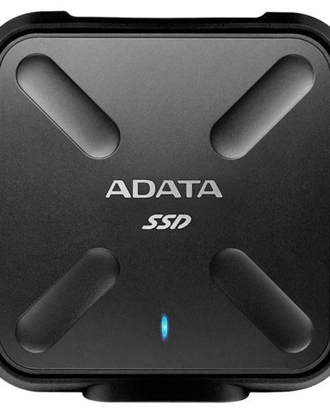 ADATA SSD externý Adata SD700 512GB čierny