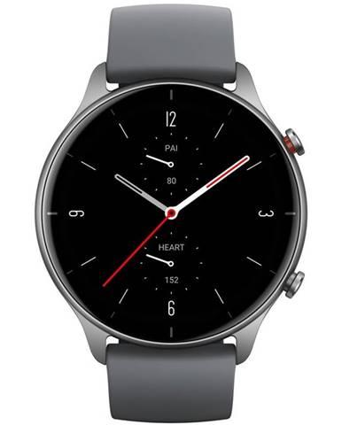 Inteligentné hodinky Amazfit GTR 2e sivé