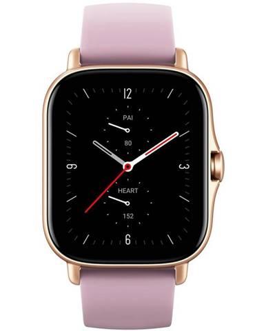 Inteligentné hodinky Amazfit GTS 2e ružové