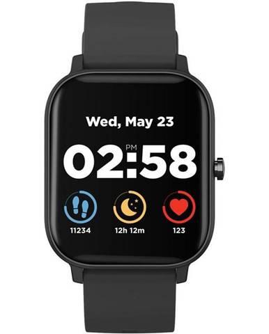 Inteligentné hodinky Canyon Wildberry čierny
