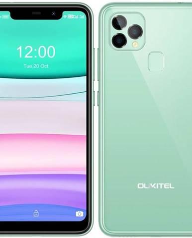 Mobilný telefón Oukitel C22  zelený