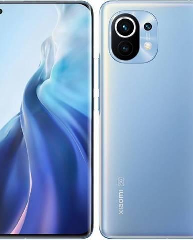 Mobilný telefón Xiaomi Mi 11 256 GB 5G - Horizon Blue