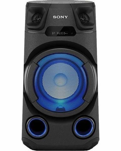 Párty reproduktor Sony MHC-V13 čierny