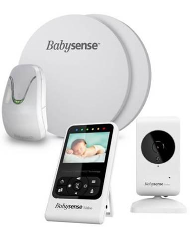 Sada Babysense Bundle monitor dechu + dětská chůvička