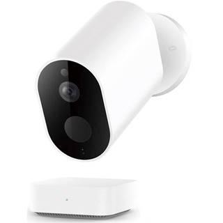 IP kamera Imilab Outdoor Security EC2 + brána biela