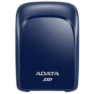 SSD externý Adata SC680 480GB modrý