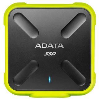 SSD externý Adata SD700 512GB čierny/žltý