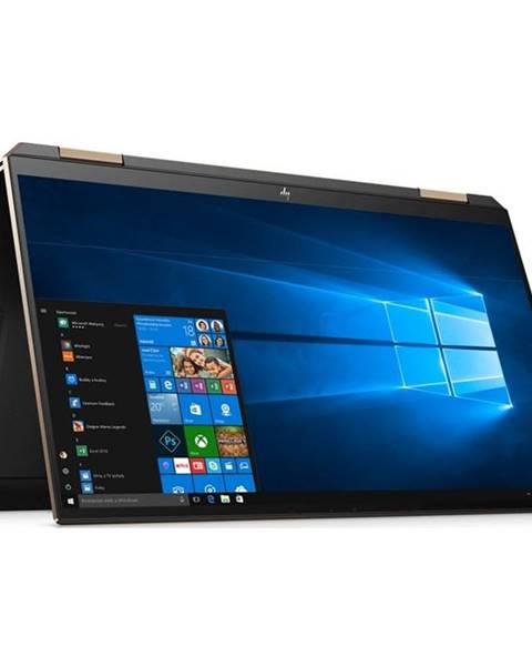 HP Notebook HP Spectre x360 13-aw0108nc čierny