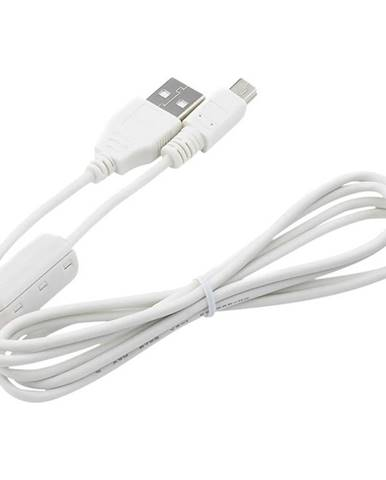 Kábel Canon IFC-400 USB/ Mini USB, 1,3 m biely