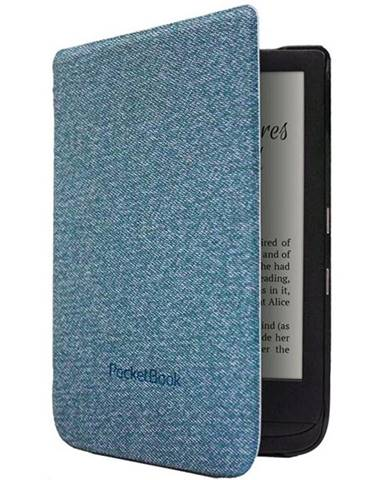 Puzdro pre čítačku e-kníh Pocket Book 616/627/628/632/633 modré