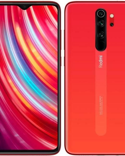 Xiaomi Mobilný telefón Xiaomi Redmi Note 8 Pro 128 GB červený/oranžový