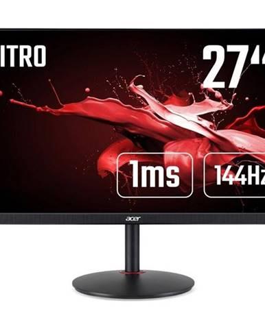 Monitor Acer Nitro Xv272upbmiiprzx čierny