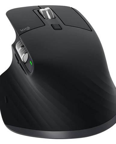 Myš  Logitech MX Master 3 Advanced Wireless čierna