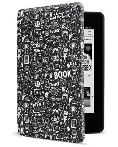 Puzdro pre čítačku e-kníh Connect IT Doodle pro Amazon Kindle