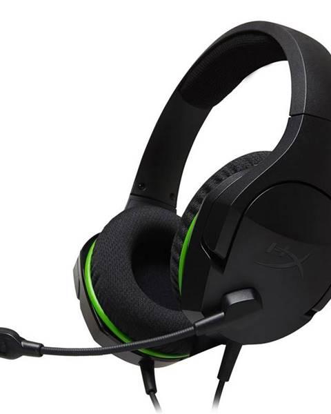 HyperX Headset  HyperX CloudX Stinger Core pro Xbox čierny/zelený