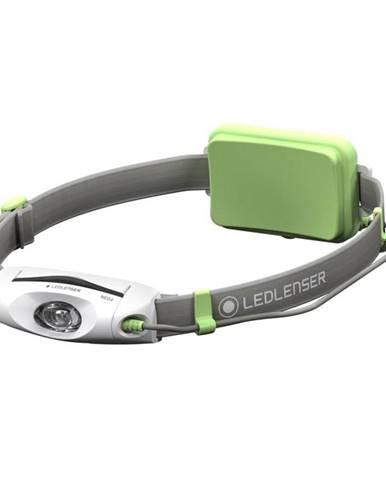 Čelovka  Ledlenser NEO 4 zelená