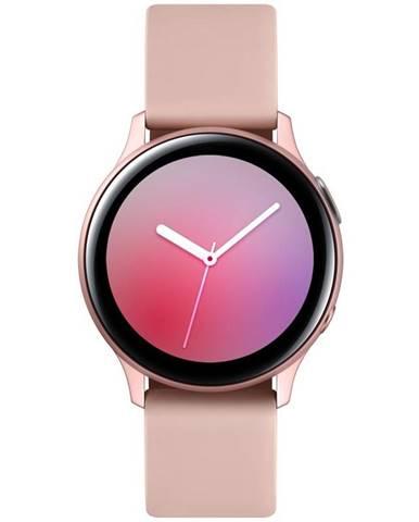 Inteligentné hodinky Samsung Galaxy Watch Active2 40mm ružové