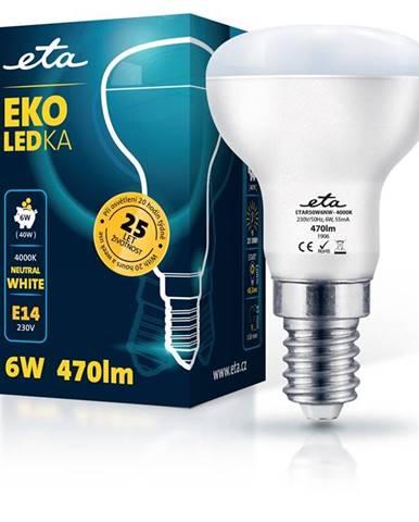 LED žiarovka ETA EKO LEDka reflektor 6W, E14, neutrálna biela