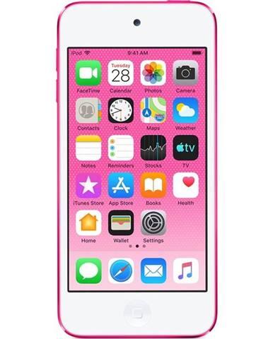MP3 prehrávač Apple iPod touch 32GB ružový
