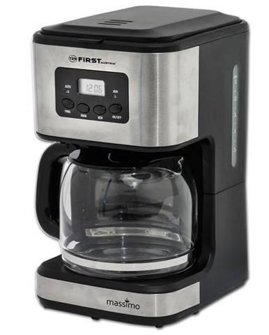 Kávovar First Austria FA5459-4 čierny
