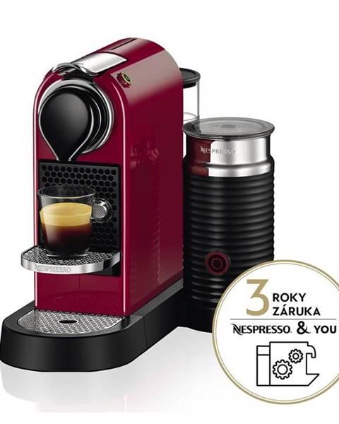 Krups Espresso Krups Nespresso Citiz&Milk XN761510 červen